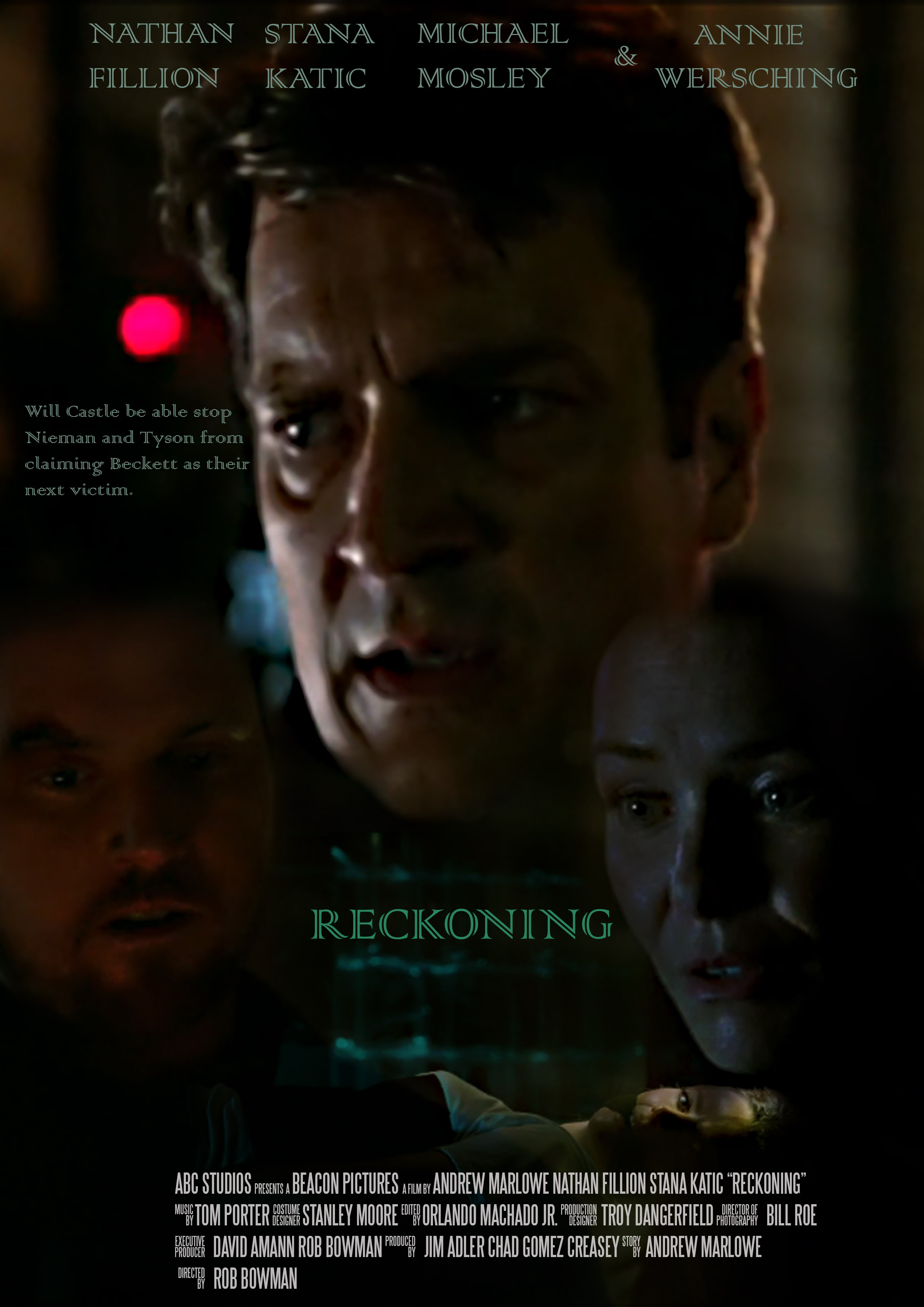 Castle: Reckoning