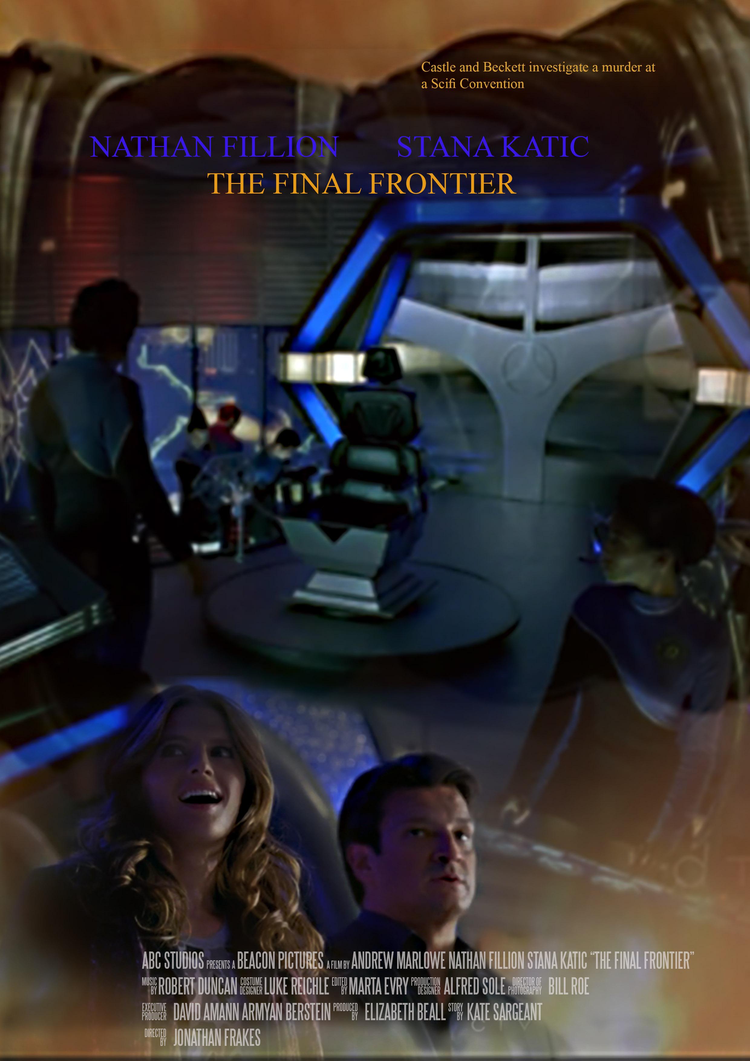 Castle & Beckett The Final Frontier