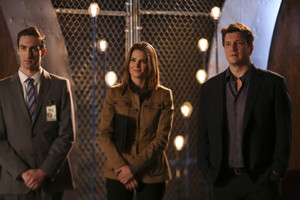 城 and Beckett-Promo pic 7x22