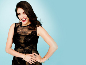 Cecily Strong in Michigan Avenue - Spring 2014