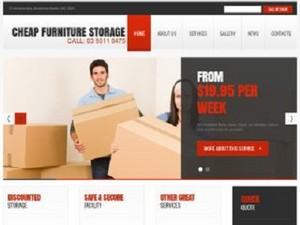Cheap Furniture Storage