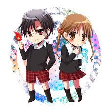 《K.O.小拳王》 Mikan and Natsunae