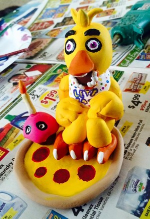 Chica The Clay Chicken (2)