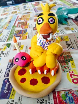 Chica The Clay Chicken (3)
