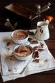 cokelat puding