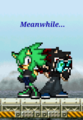 Chris and Argo - sonic-fan-characters photo