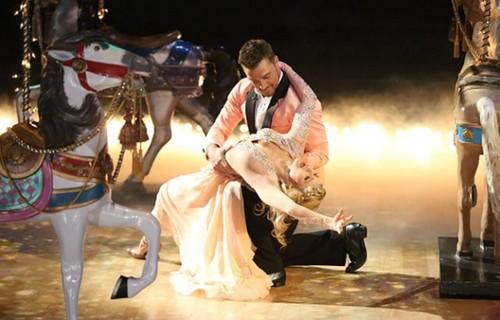 Dancing With The Stars fondo de pantalla titled Chris & Witney - Week 6