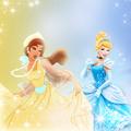 Cinderella and Anastasia