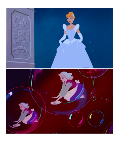 cinderella and prince charming wallpaper possibly with a sign and anime entitled Cinderella