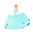Cinderella - cinderella-and-prince-charming fan art