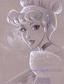 Cinderella - disney-princess fan art