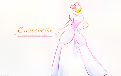 disney princesas wallpaper possibly with a bouquet called cinderela