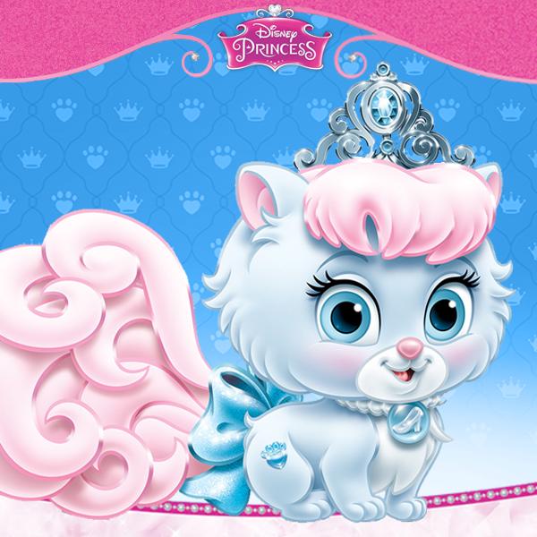 Cinderella's cat Slipper