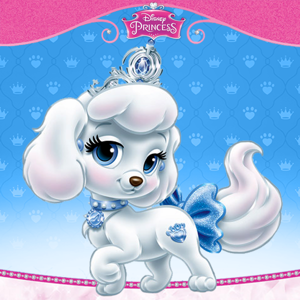 Disney Princess Palace Pets Images Cinderellas Dog