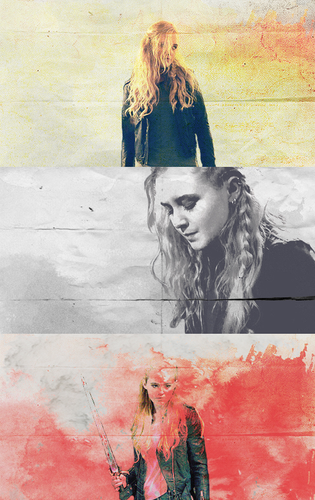 Supernatural wallpaper entitled Claire