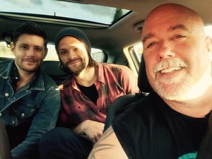 Clif Kosterman and J2