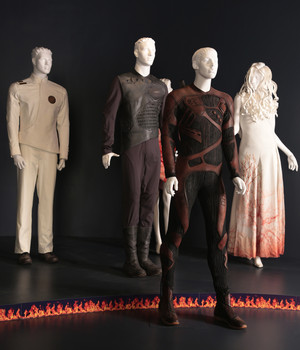 Costumes District 12