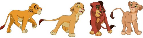 The Lion King wallpaper possibly with scissors titled Cub base