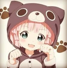 Cute Neko child