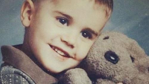 Justin Bieber hình nền called Cutest childhood!!!