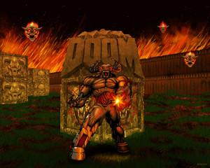 Cyberdemon Final Doom