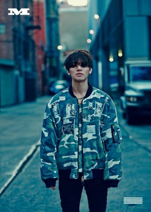 Daesung's individual shot from recente release