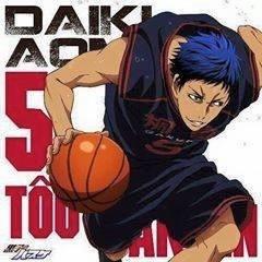 Daiki Aomine