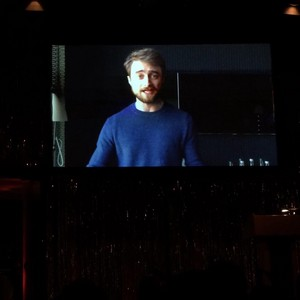 Daniel Radcliffe video Msg in Toppers2015 (Vid is unreleased) (Fb.com/DanieljacobRadcliffeFanClub)