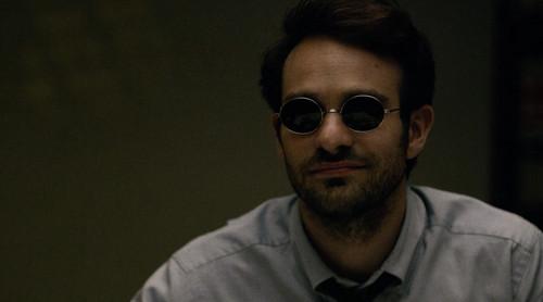 Daredevil (Netflix) 壁紙 with sunglasses called Daredevil Season 1
