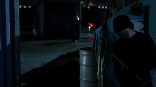 Daredevil (Netflix) 壁紙 with a 通り, ストリート called Daredevil Season 1