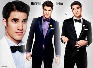 Darren Criss Collage