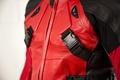 Deadpool motorcycle jacket my own design - deadpool photo