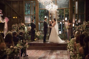"Delena stills- 6x21- ""I'll Wed u In The Golden Summertime"""