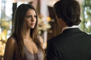 "Delena stills- 6x21- ""I'll Wed anda In The Golden Summertime"""