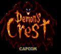 Demon's Crest (Logo) - video-games photo