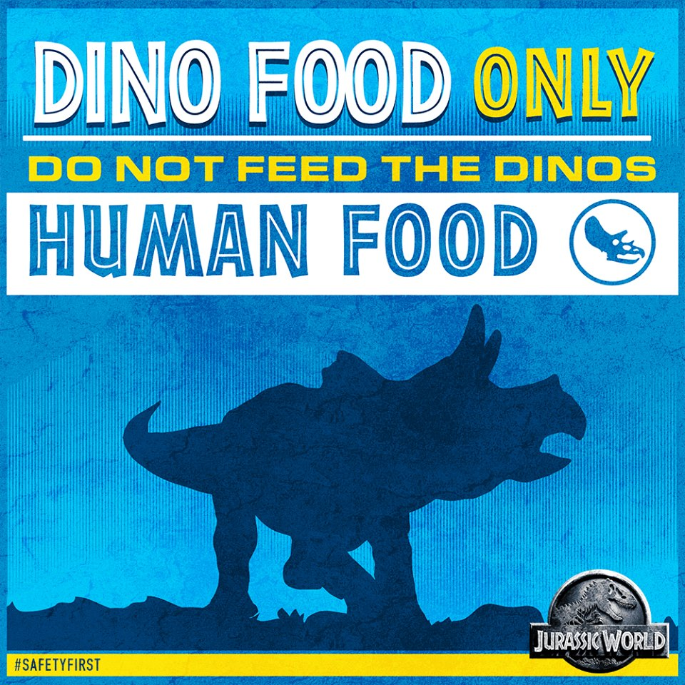 Dino Makanan only