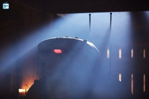 Doctor Who - Season 9 - New Monster fotografia