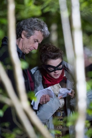 Doctor Who - Series 9 - Behind The Scenes