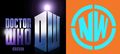 Doctor Who and North Wind Logos