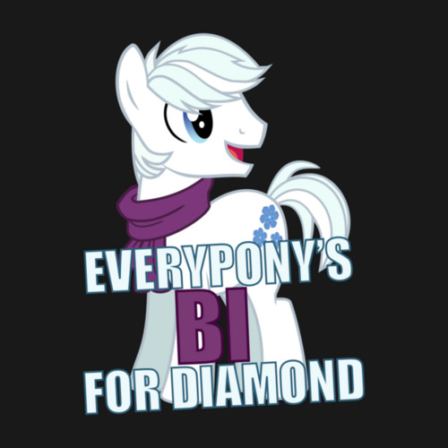 My Little pony - Freundschaft ist Magie Hintergrund probably with Anime called Double Diamond