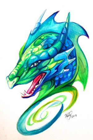 Dragon Artwork
