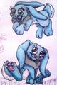 Dulcey - Cartoon Bunny