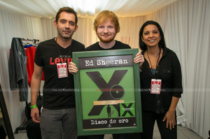 Ed in Chile