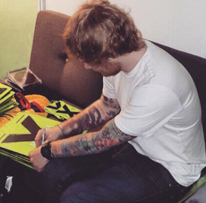 Ed in Colombia