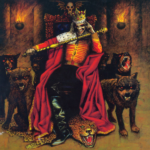 iron maiden wallpaper with animê titled Edward the Great