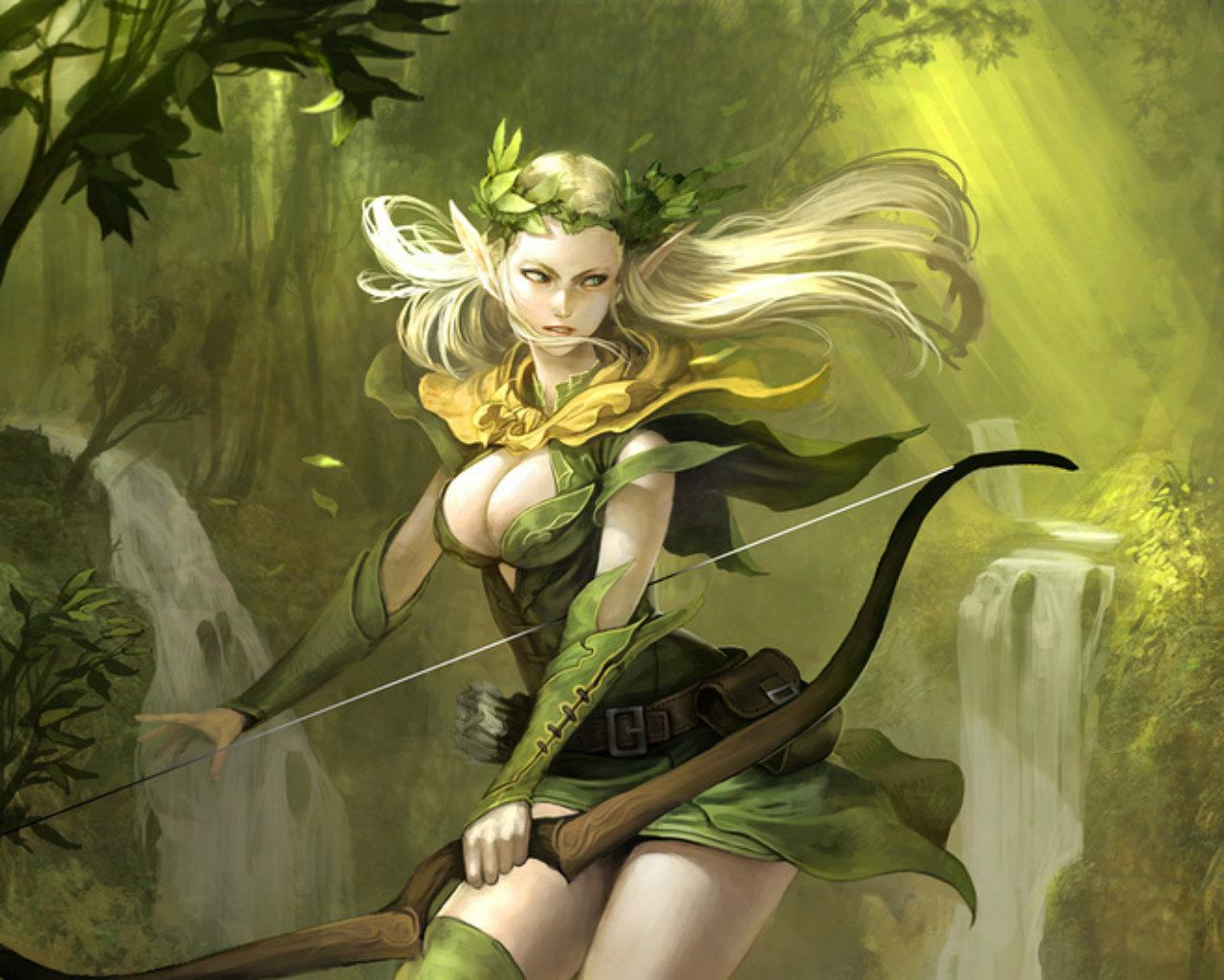 Nue elfe nude scenes