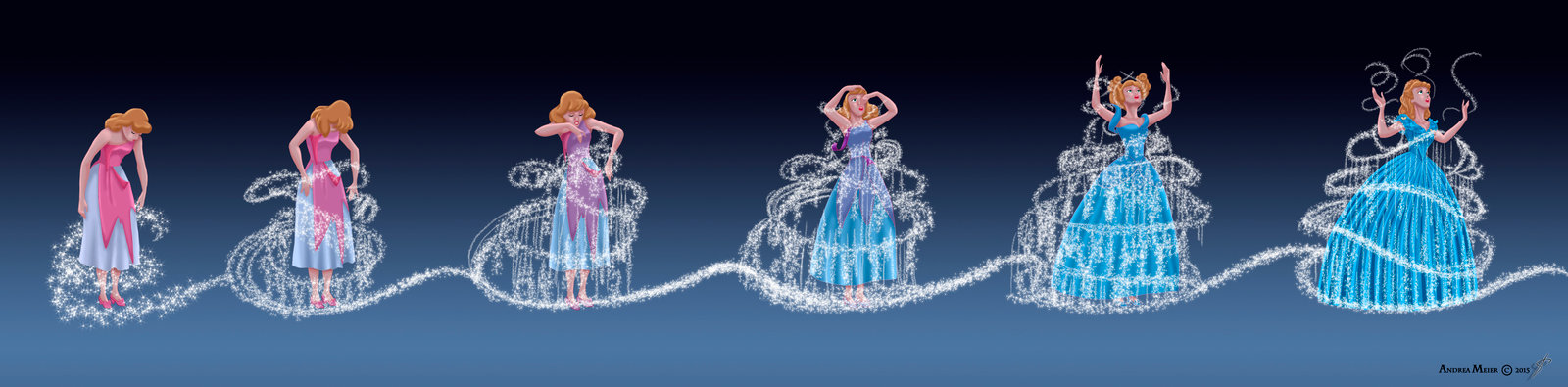 cinderella transformations Rodgers and hammerstein's cinderella is the tony award-winning broadway   jaw-dropping transformations and all the classic moments you love — the.