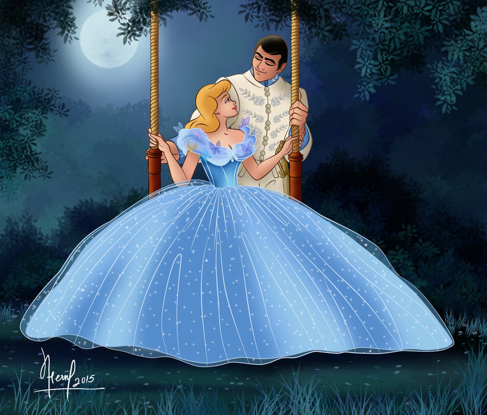 Ella And Kit Cinderella 2015 Fan Art 38447676 Fanpop