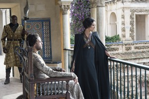 Ellaria Sand and Doran Martell