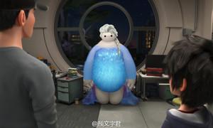 Elsa (Baymax Version)